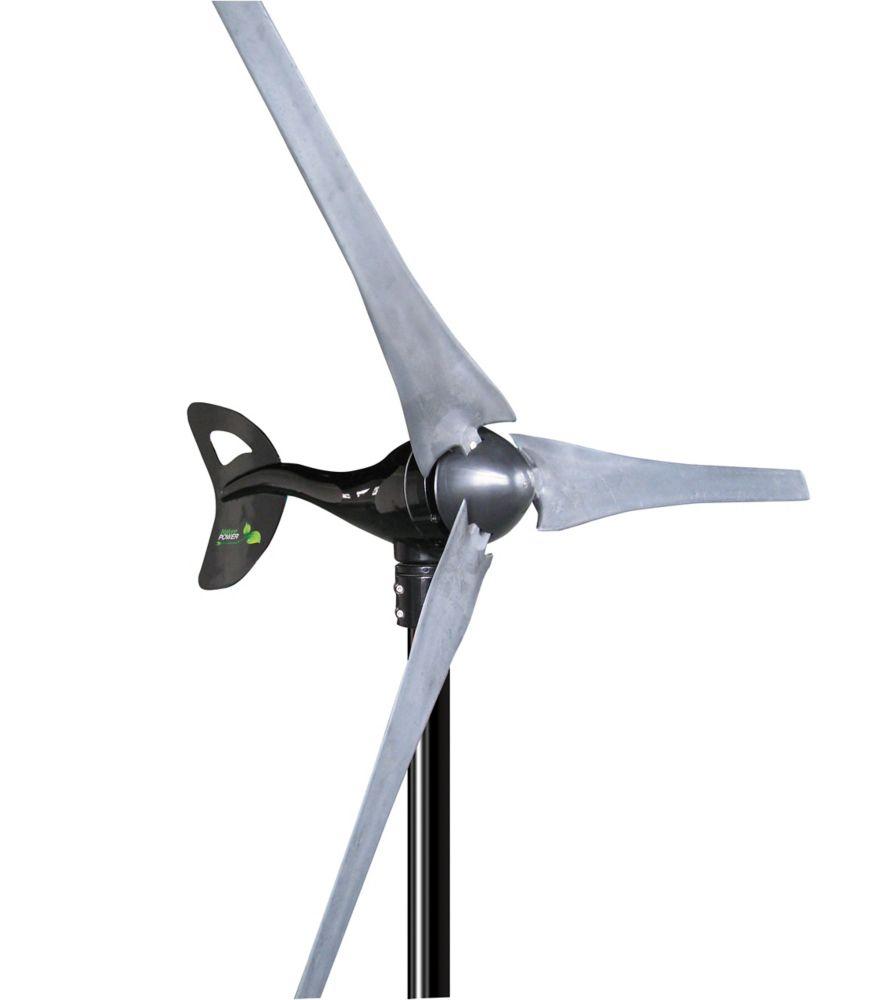 400-Watt Wind Turbine Power Generator for 12-Volt Systems