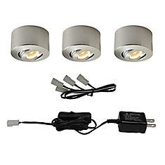 Kit of 3 Mini LED pucks