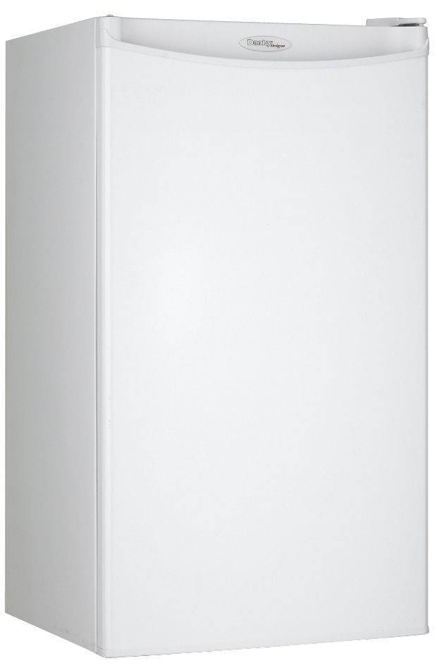 Designer 3.2 cu. ft. Compact Fridge in White (Energy Star<sup>®</sup>)