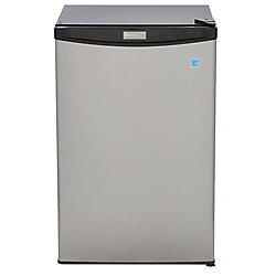 Danby Designer 4.4 cu. ft. Compact Refrigerator in Spotless Steel - ENERGY STAR®