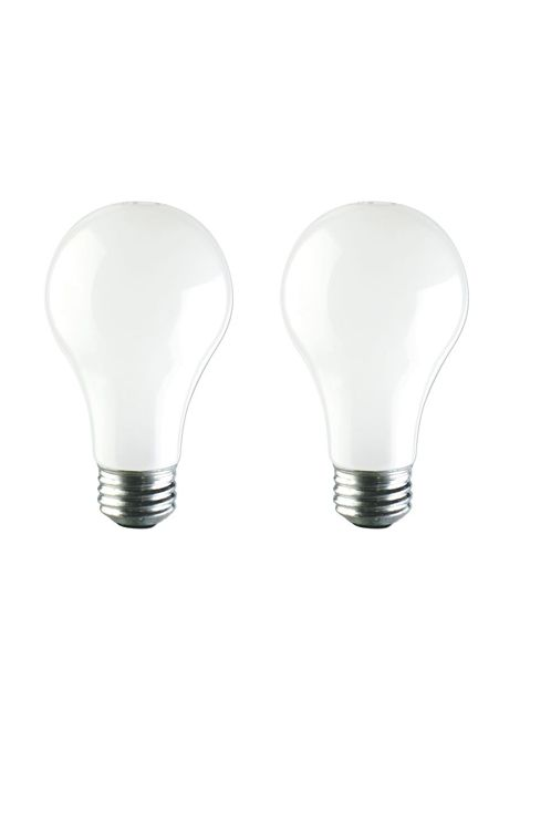 Halogen 40W A-Line (A19) Soft White 2 Pack