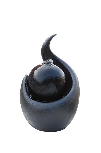Fountain - Zen Ball, 10 Inch H