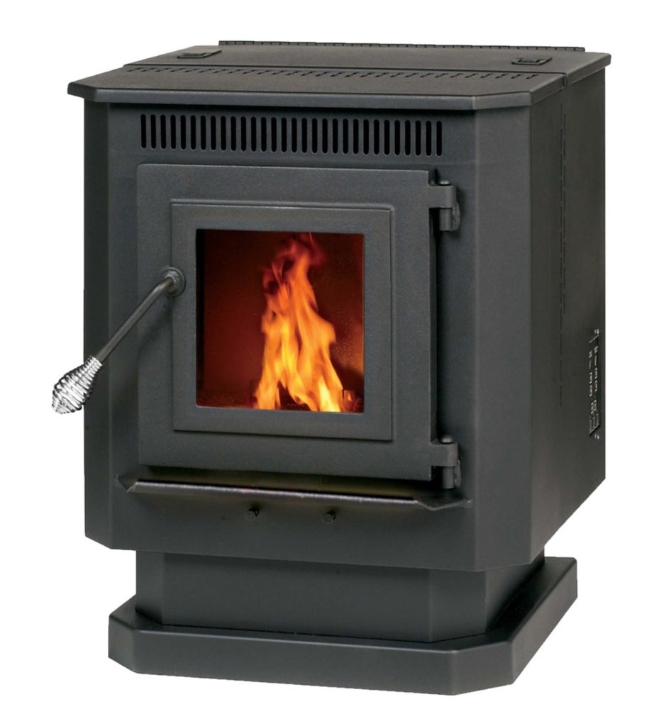 Englander 1,500 sq. ft. Pellet Stove with 40 lb. Hopper