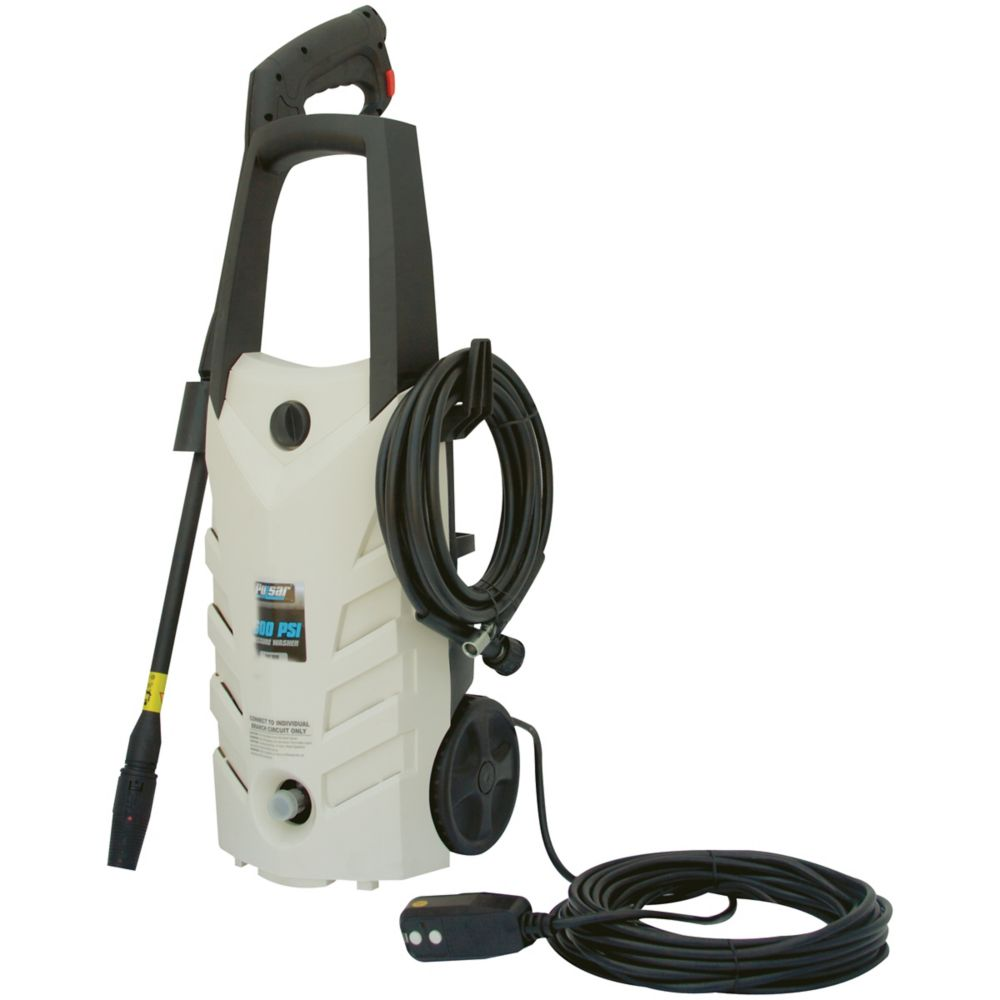 1600-PSI 1.6 GPM Electrical Pressure Washer