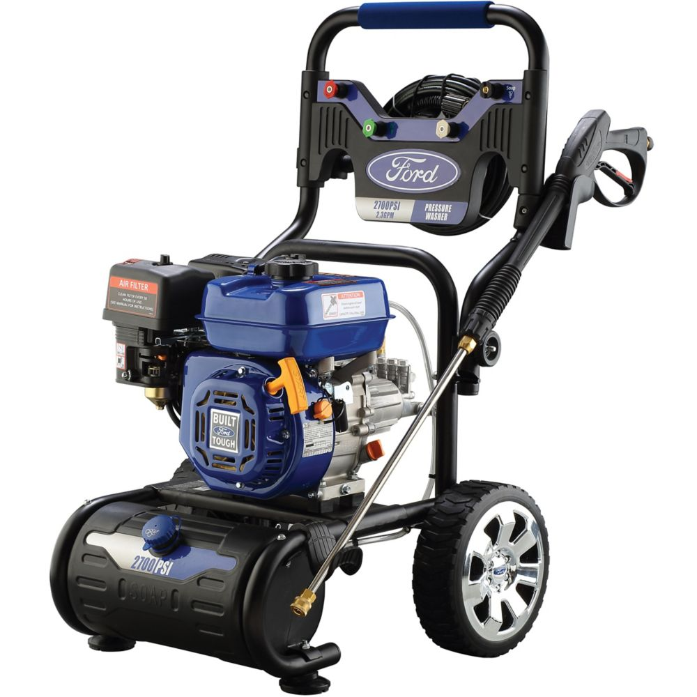2700-PSI 2.3 GPM Gas Pressure Washer