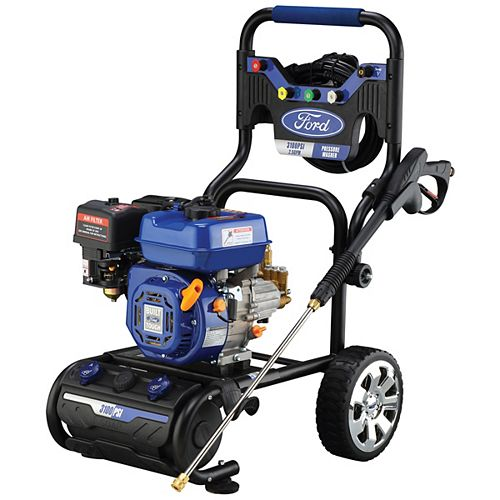 Ford 3100 PSI 2.5 GPM Gas Pressure Washer