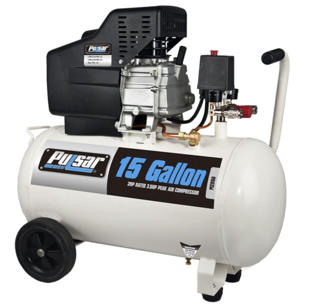 Pulsar 15 gallon Air Compressor