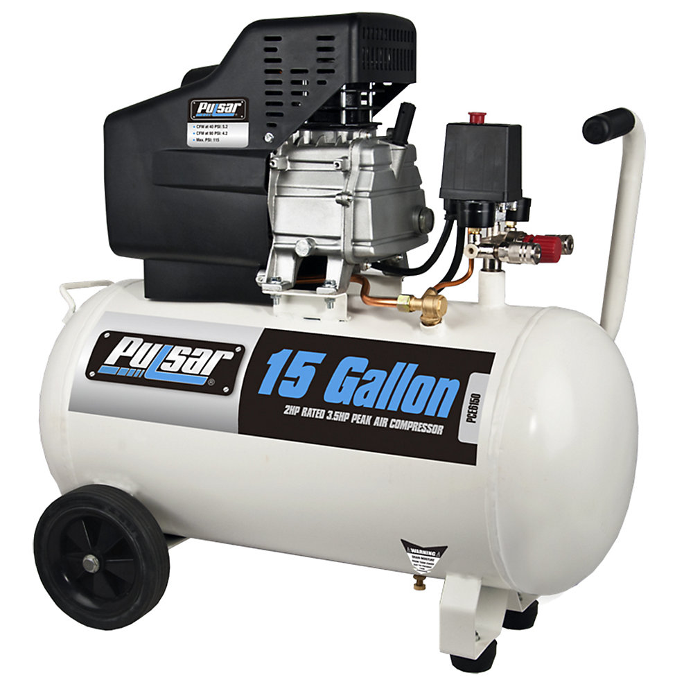 15 gallon Air Compressor