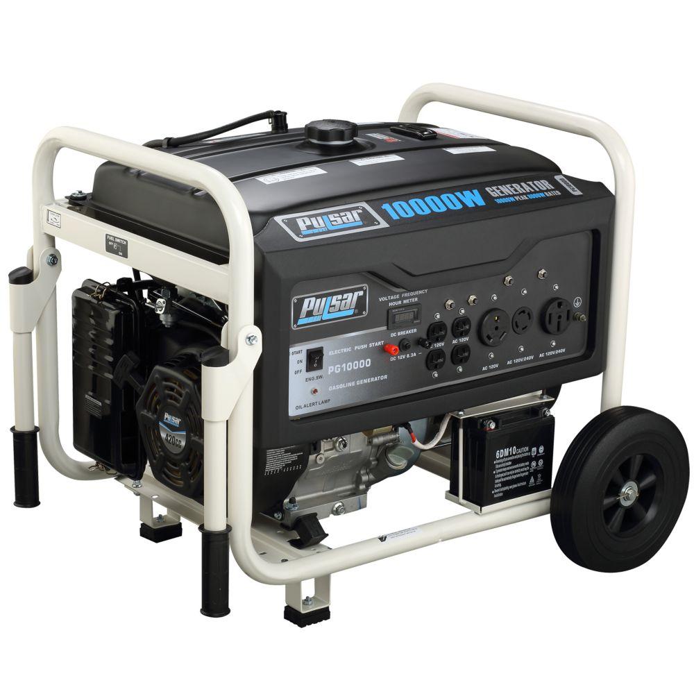 10000 Watt Generator