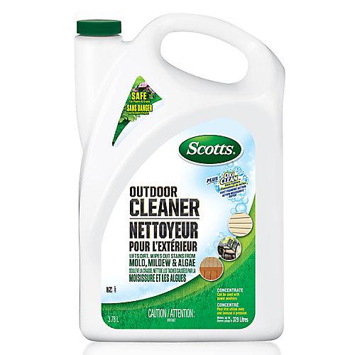 Nettoyeur Pour L'Extérieur Plus Oxi Clean 3.78 L concentré