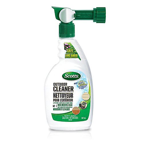 Nettoyeur Pour L'Extérieur Plus Oxi Clean 947 ml prêt à pulvériser