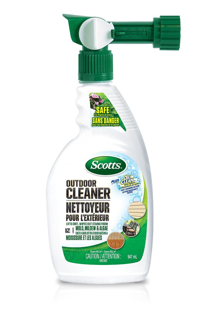 Outdoor Cleaner Plus Oxi Clean 947 ml Ready to Spray