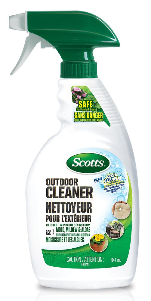 Outdoor Cleaner Plus Oxi Clean 947 ml Ready to Use