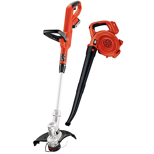 20V Max Lithium-Ion String Trimmer and Sweeper Combo Kit