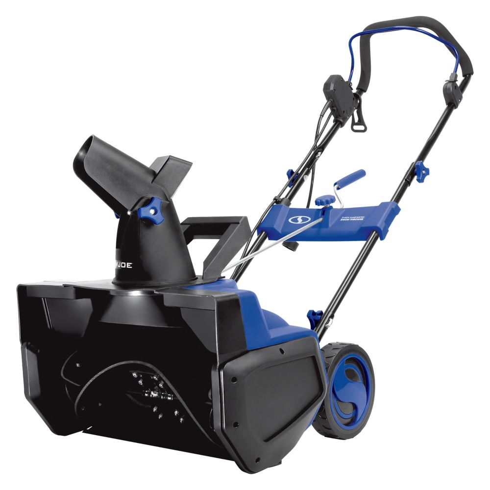 14 Amp Ultra Electric Snow Blower with 21-inch Clearing Width
