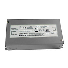 24W 12V DC Dimmable LED hardwire driver