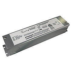 12W 12V DC Dimmable LED hardwire driver