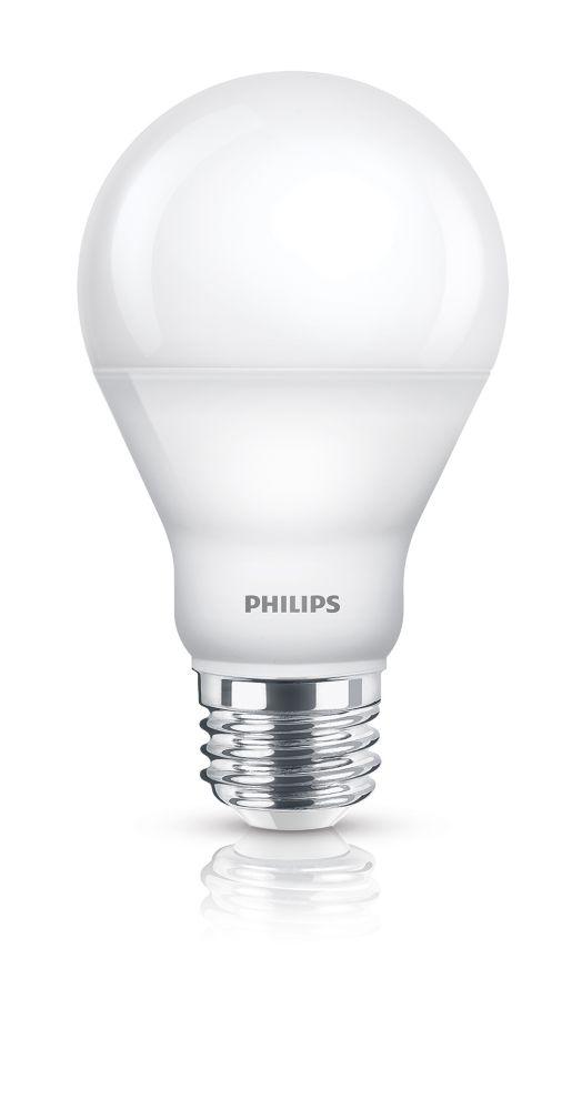 LED 6.5W = 40W A-Line (A19) Warm Glow (2700K - 2200K)