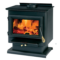 Englander 1800 Square Foot Wood-Burning Stove