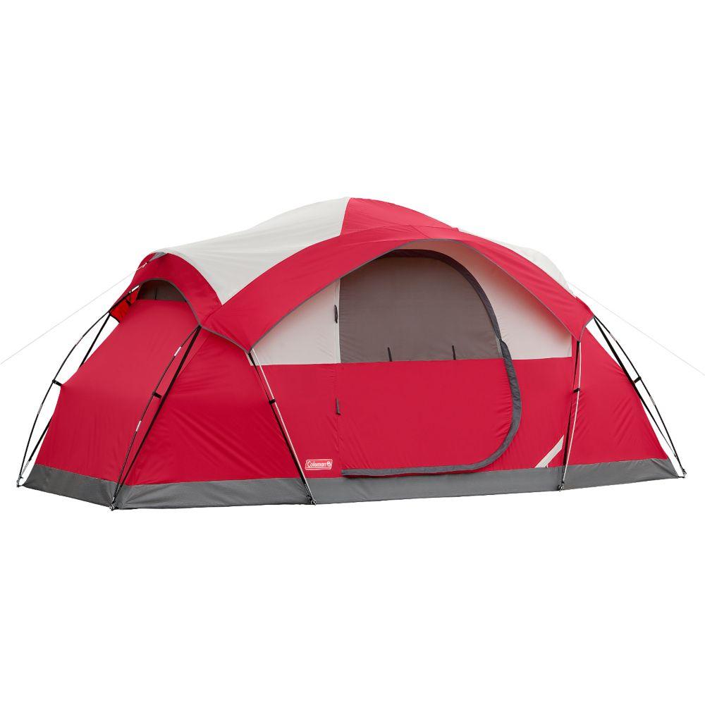 Coleman Cimmaron 8-Person Tent