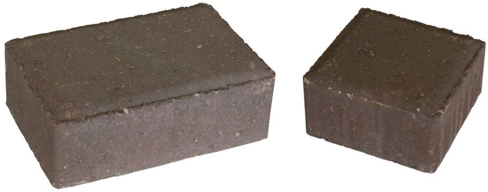 Cobblestone Paver Set - Walnut