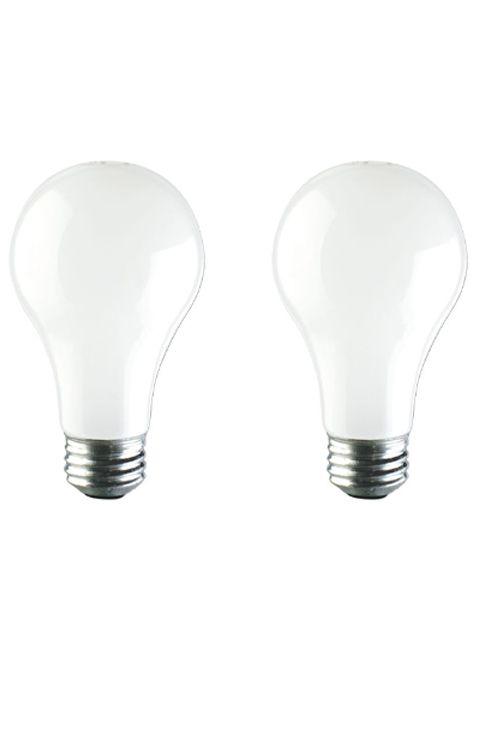 EcoVantage Ampoule éconergétique-Halogène Usage domestique 43 W= 60 W  Blanc Doux - 2/paq.