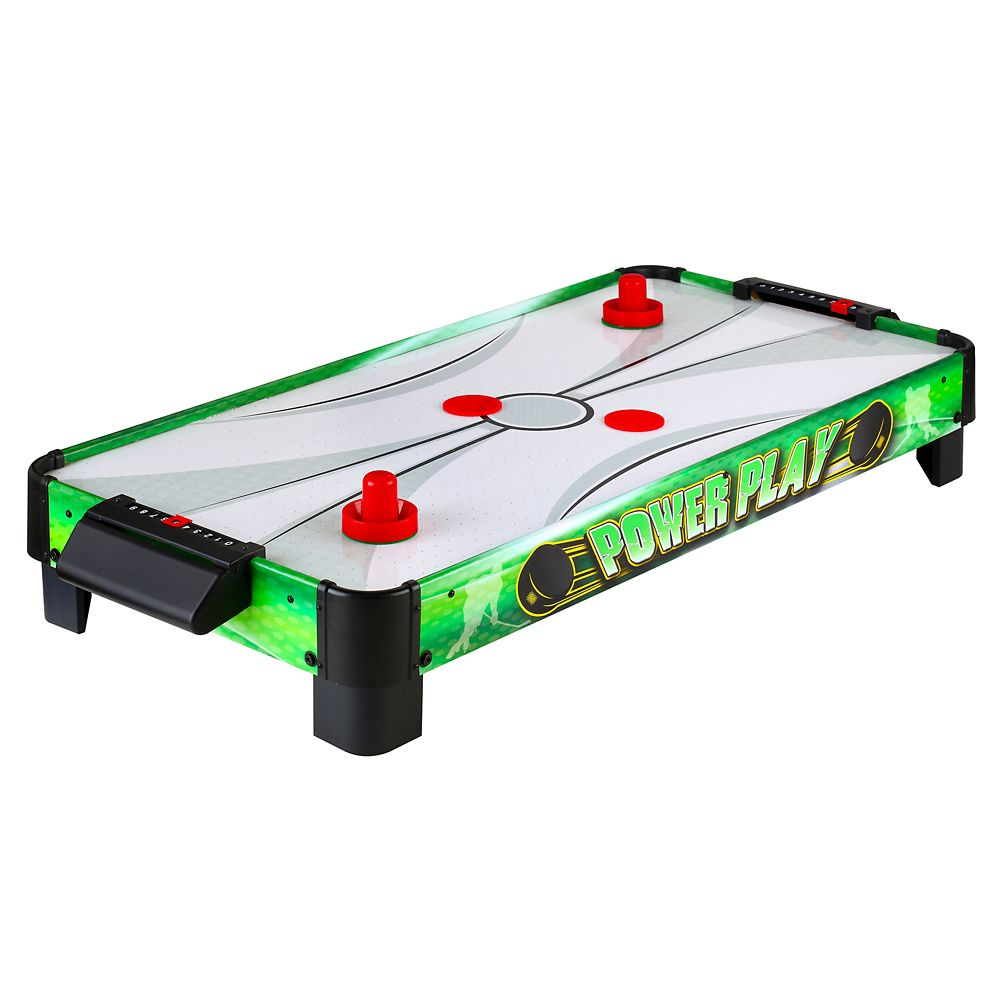 Power Play 40-inch Table Top Air Hockey