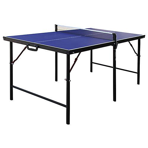 Jeu de tennis de table Crossover portatif 152 cm (60 po)