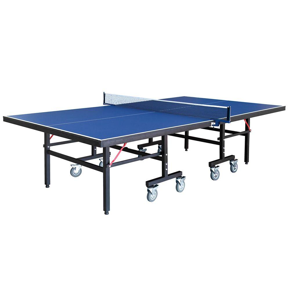 Hathaway table de tennis de table back stop home depot for Table exterieur home depot