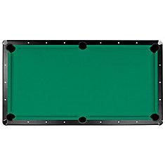Tapis de feutre Championship Saturn II pour table de billard - 2,13 m (7 pi) - vert