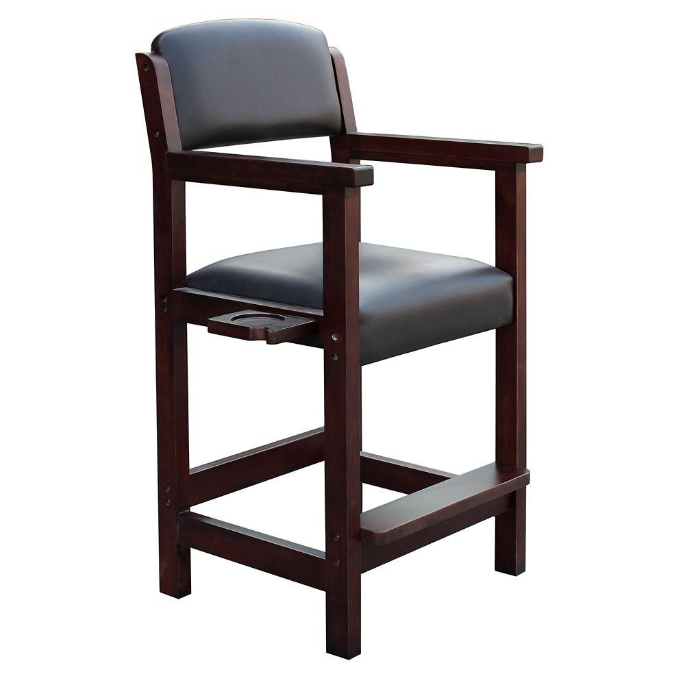 Cambridge Spectator Chair - Rich Mahogany Finish
