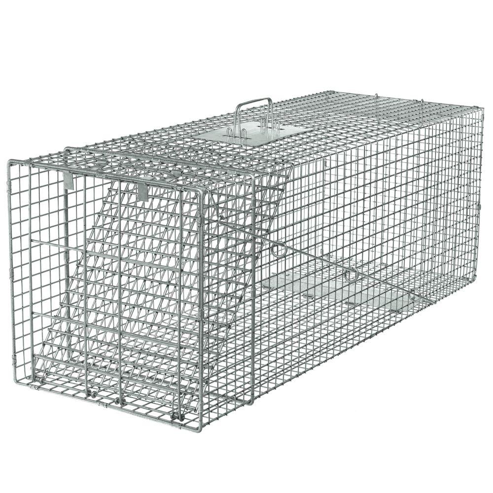Cage à capture vivante à 1 porte pour animaux de Havahart � Très grande taille