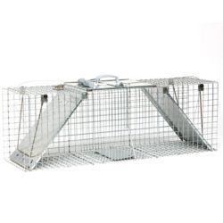 Havahart Piège pour animaux à deux portes Easy Set de Havahart – Grande taille