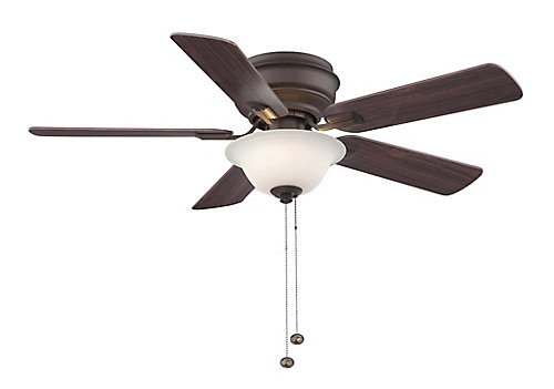 Hampton bay hawkins 44 inch ceiling fan in oil rubbed bronze the hawkins 44 inch ceiling fan in oil rubbed bronze aloadofball