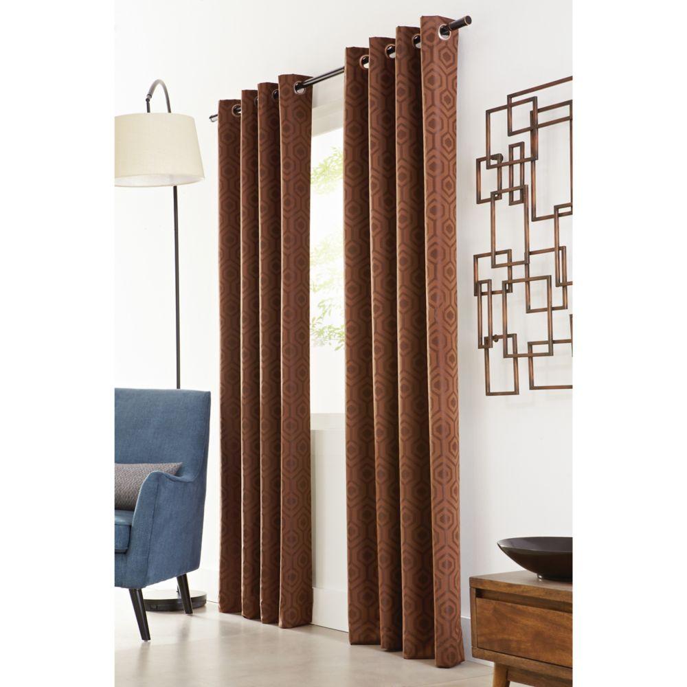 Grommet, Brown, 50 x 84