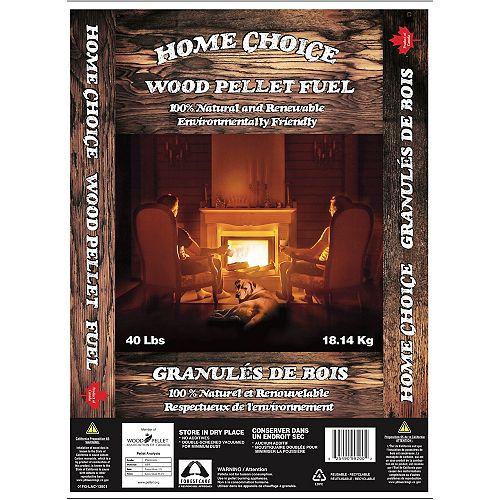 La Crete Pellet Wood Pellet Fuel