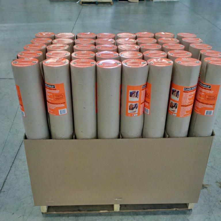36 Inch x 50 Feet Protective Flooring Paper
