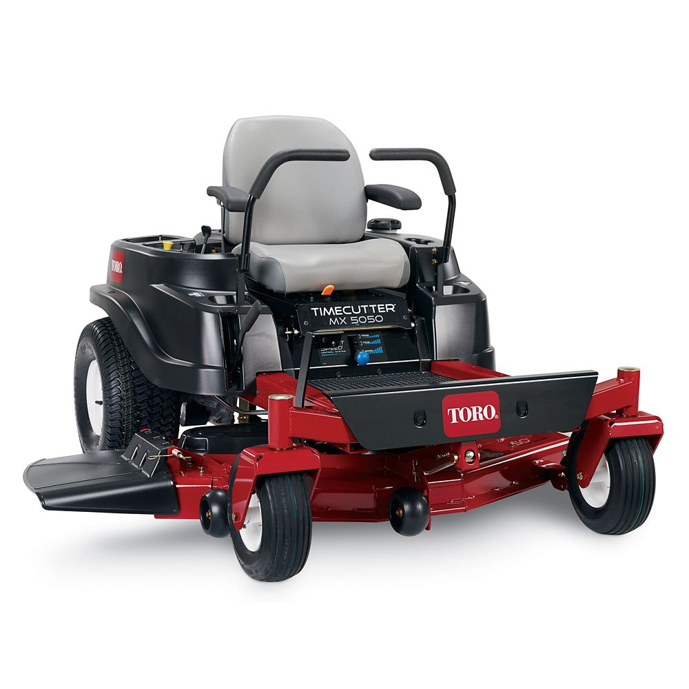 TimeCutter MX5050 50  Inch.  Fab. 24 HP KOHLER V-Twin Zero-Turn Riding Mower with Smart Speed