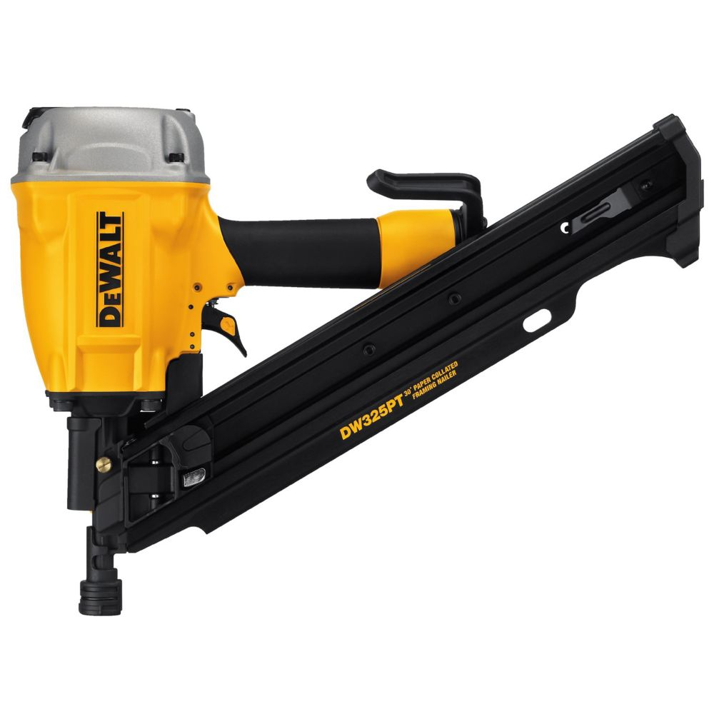 DEWALT DW325PT 30 Degree Paper Tape Framing Nailer