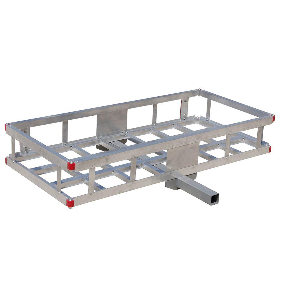 Aluminum Cargo Carrier, 500 lbs Capacity
