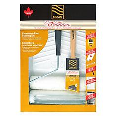 Tradition 6-Piece Premium Painting Kit