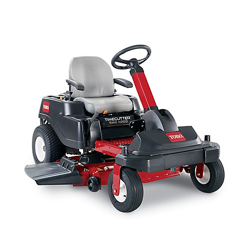 TimeCutter SWX4250 42 Inch.  Fab 24.5 HP Toro Zero-Turn Riding Mower With Smart Park