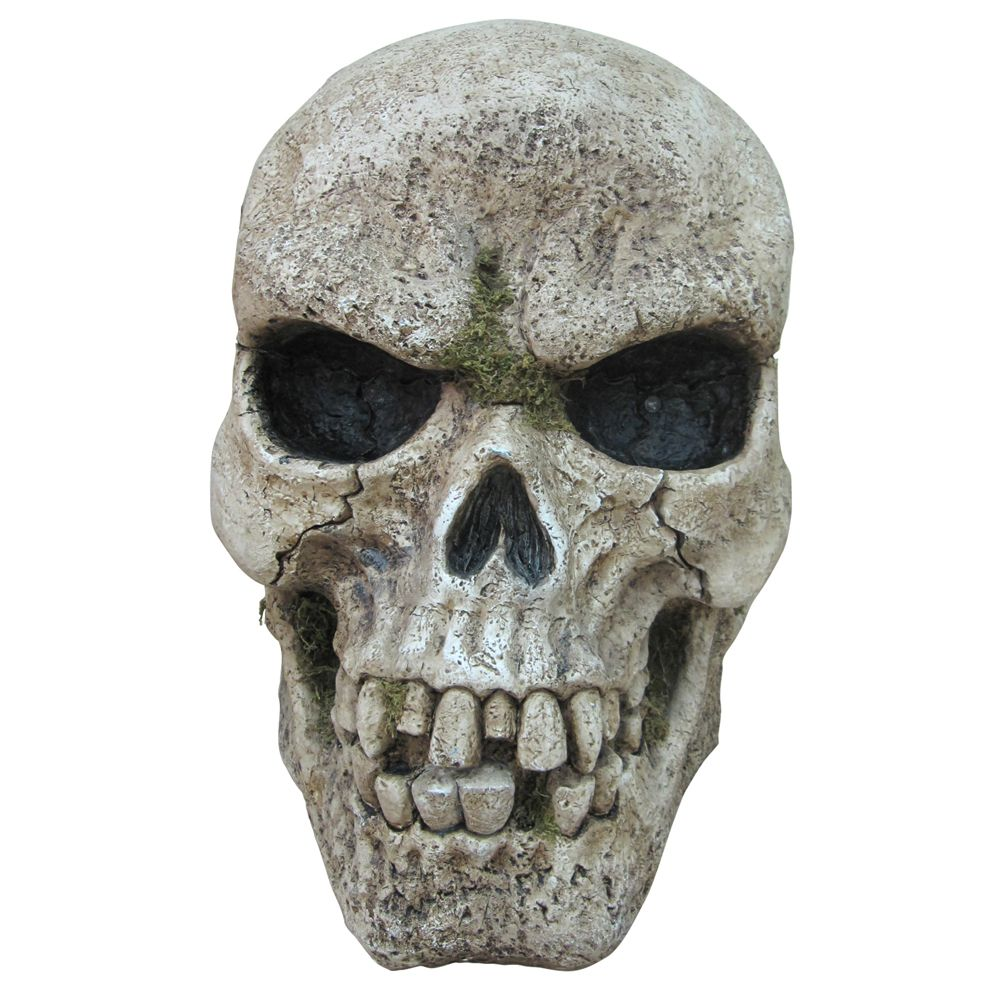 20.5 Inch Giant LED Screaming Skull