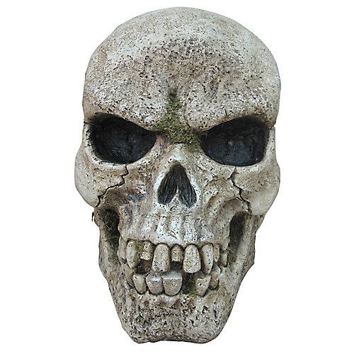 20.5 inch Giant LED Screaming Skull