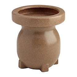 Koolscapes Small Decorative Planter in Sandstone-look
