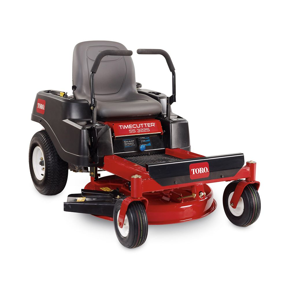 TimeCutter SS3225 32  Inch.  452cc Zero-Turn Riding Mower with Smart Speed