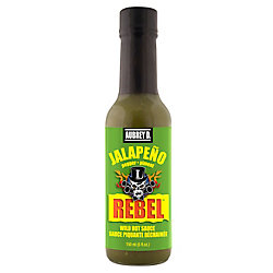 Aubrey D. Rebel Jalapeno Hot Sauce
