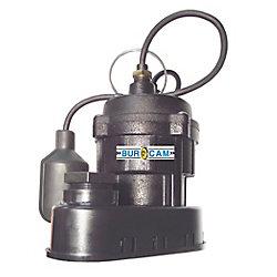 Bur-Cam Pompe de puisard submersible