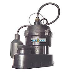 Pompe de puisard submersible