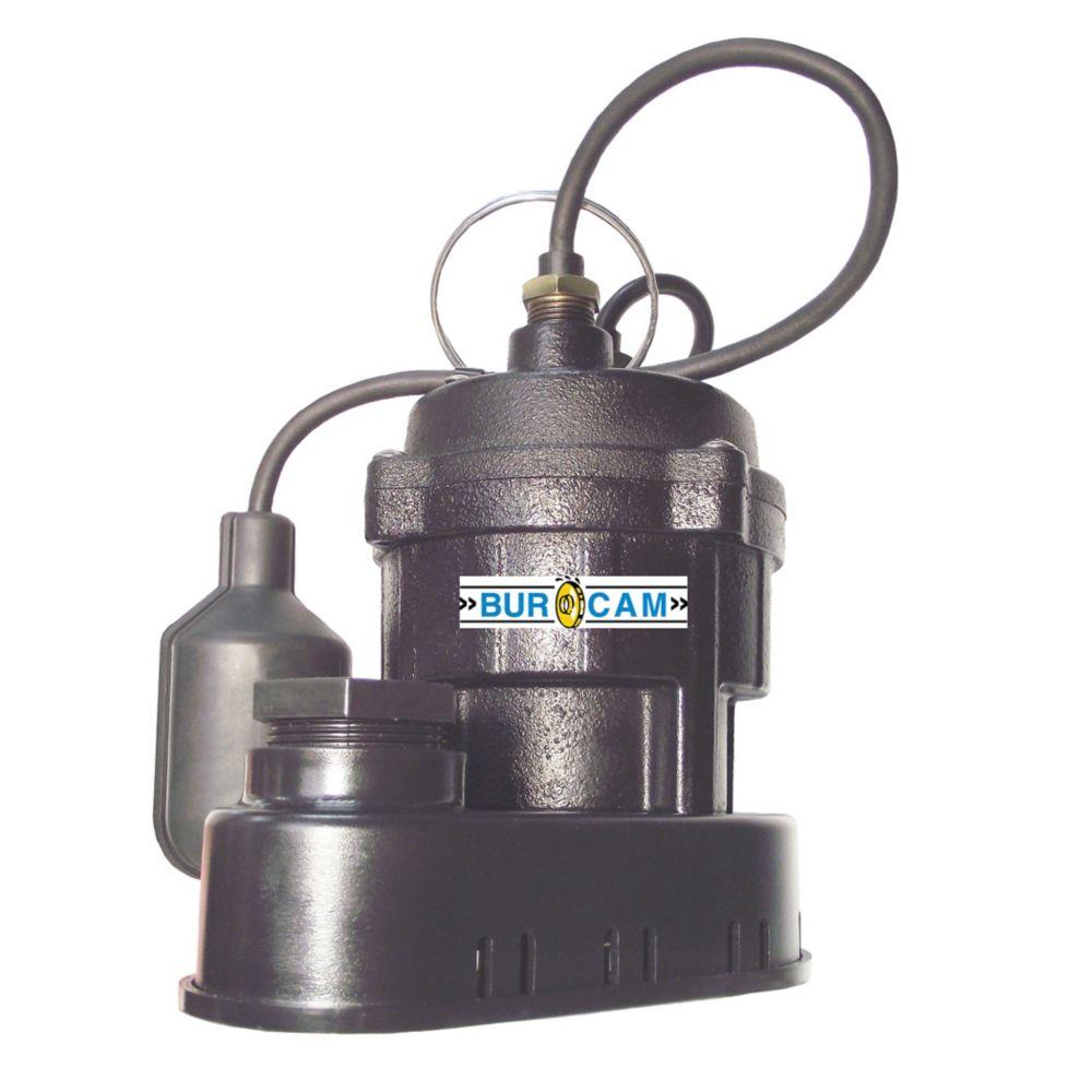1/2Hp Submersible Sump Pump